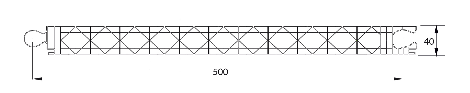 MEDIDA VICOCLICK 500LP