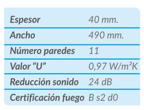 TABLAS PRODUCTOS 511 LP